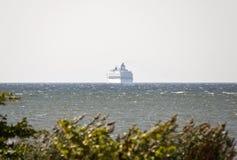Navio no mar Fotos de Stock