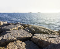 Navio no mar de Marmara Imagens de Stock