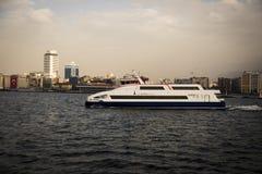 Navio a vapor de Izmir Imagens de Stock