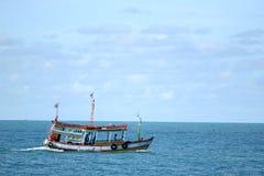 navios Foto de Stock