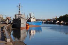 navios Fotografia de Stock Royalty Free