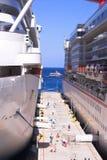 Navios de cruzeiros Fotos de Stock Royalty Free