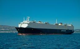 Navios de navigação Fotografia de Stock