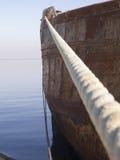Navios do abandono Foto de Stock Royalty Free