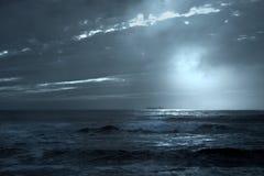 Navios do por do sol Fotografia de Stock Royalty Free