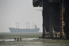 Navios inoperantes Fotos de Stock