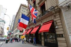 Navire amiral de Cartier, cinquième avenue, Manhattan, New York City Photo libre de droits
