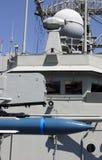 Navire des forces navales photographie stock