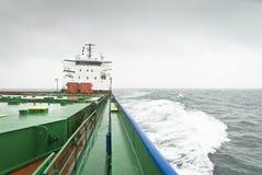Navire porte-conteneurs #2 images stock