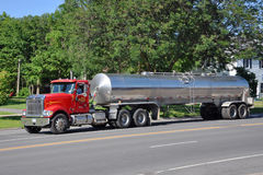 Navistar International Tank Truck Royalty Free Stock Photo