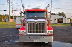 Navistar International Truck, New York, USA Royalty Free Stock Image
