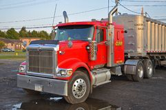 Navistar International Truck, New York, USA Stock Photography