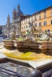 navona piazza fotografia royalty free