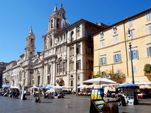 Navona square Stock Images