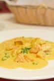 Navratan Korma Vegetable Korma Stock Photos