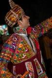 Navratri-Festival, Gujarat, India-6 Stockbild