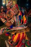 Navratri-Festival, Gujarat, India-8 Stockfotografie