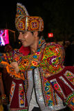 Navratri festival, Gujarat, India-4 Royalty Free Stock Images