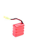 Navulbaar batterijpak royalty-vrije stock afbeelding