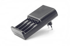 Navulbare batterijlader Royalty-vrije Stock Afbeeldingen