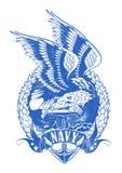 Navy apparel Royalty Free Stock Photography