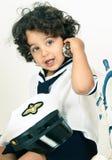 Navy baby Royalty Free Stock Photography