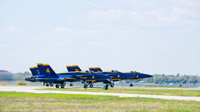 NAVY Blue Angels Stock Photography