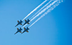 NAVY Blue Angels Royalty Free Stock Image