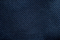 Navy blue background. Of fibre texture Royalty Free Stock Images