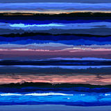 Navy blue brushed lines pattern. Nautical style Stock Photo