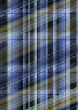 Navy blue checkered background Stock Image