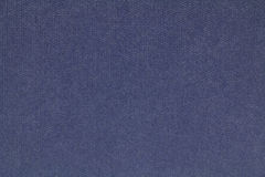 Navy blue fabric paper texture background Royalty Free Stock Photos