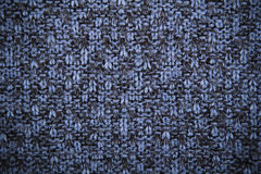Navy blue fabric texture Stock Photos