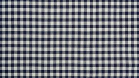 Navy blue firebrick gingham pattern texture background. Backdrop stock images