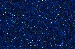 Navy blue glitter texture abstract background Royalty Free Stock Photo