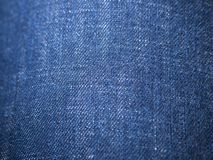 Navy blue jeans background, texture, pattern. royalty free stock image
