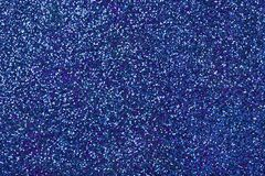 Navy blue sparkling background from small sequins, closeup. Brilliant backdrop. Navy blue sparkling background from small sequins, closeup. Brilliant shiny stock photo