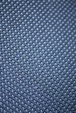 Navy blue textile background Stock Photography