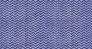 Free Navy Blue White Triangle Shape Wave Textile Seamless Pattern Texture Background. Repetitive Triangle Textile Pattern Wavy Texture. Royalty Free Stock Photo - 116911625