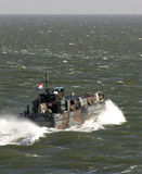 Navy boat Stock Photography