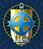 NAVY Emblem. Stock Photo