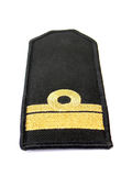 Navy epaulet Royalty Free Stock Photos