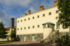 Navy gaol Karlskrona Royalty Free Stock Photos