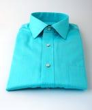 Navy green shirt  Royalty Free Stock Photo