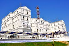 Navy headquarters in Romania Royalty Free Stock Images