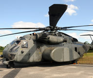 Navy helicopter Royalty Free Stock Images