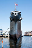 Navy marine battleship Stock Photo