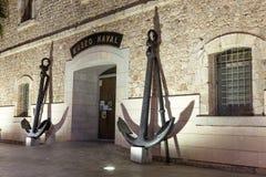 Navy Museum in Cartagena, Spain Royalty Free Stock Image