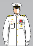 Navy Officer Stock Photos