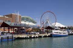 Navy Pier Royalty Free Stock Photos
